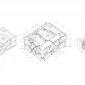 HygroSkin-Meteorosensitive Pavilion / Achim Menges Architect in collaboration with Oliver David Krieg and Steffen Reichert Isometric