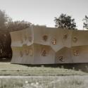 HygroSkin-Meteorosensitive Pavilion / Achim Menges Architect in collaboration with Oliver David Krieg and Steffen Reichert Courtesy of ICD University of Stuttgart