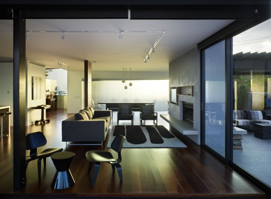 طراحی داخلی ویلا،طراحی ویلا،ویلایی در نیوزیلند