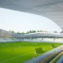 طراحی استادیوم فوتبال