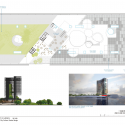 SANAA's 'Cloud Boxes' Wins First Prize in Taichung City Competition Second Prize