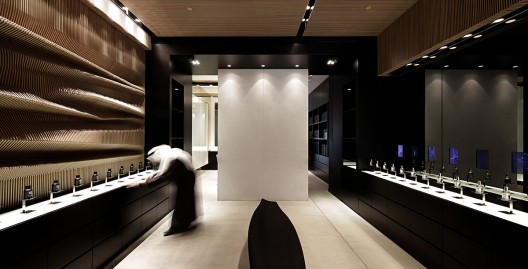 The Fragrance Kitchen Archjs Archdaily