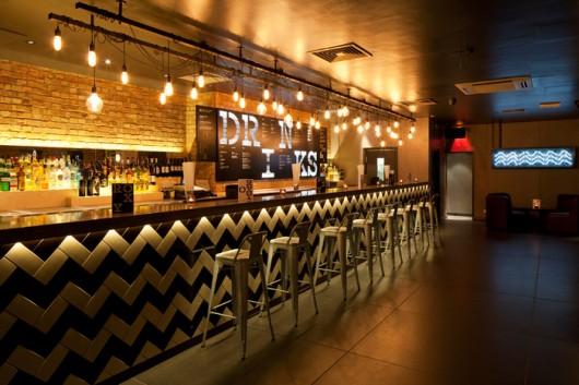 Blue Bedroom Design Idea On Interior Design Restaurant Bar Ideas