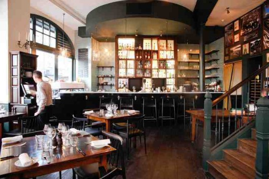 Pub newman street tavern concorde bgw image for Piccolino hotel decor