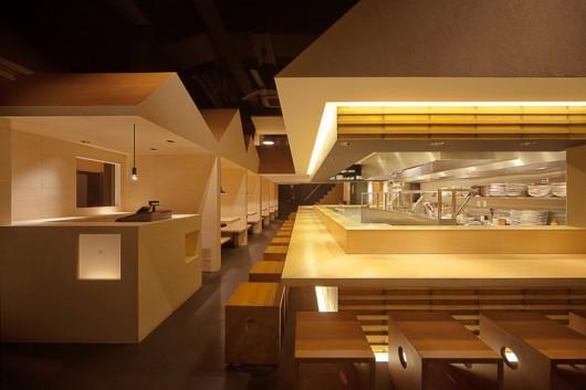 طراحی رستوران های برگزیده 2013 ، کافی شاپ