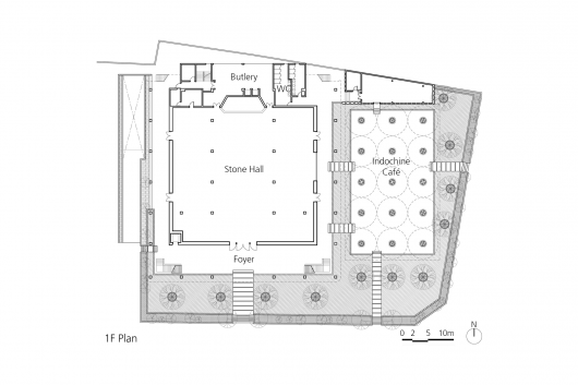 Vo trong nghia architects archives page 2 of 3 for Wedding floor plan designer