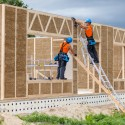 Finalists Create Next Generation of Sustainable Building Products Straw Paneling System Among Finalists. Image Courtesy of Ecococon via Cradle to Cradle