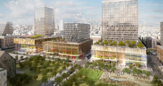 Bloomberg to Announce Mega-Redevelopment of NYC's Lower East Side