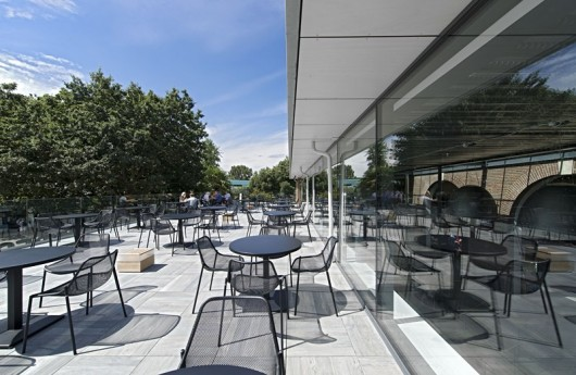 Terrace restaurant at london zoo shh arquitectura for 44 the terrace