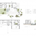 Cachalotes House / Oscar Gonzalez Moix Floor Plan