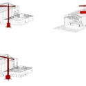 Jean-Claude Carrière Theatre / A+ Architecture Diagram
