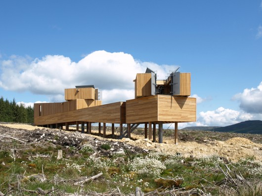 Kielder Observatory / Charles Barclay Architects