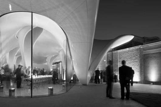 معماری های زاها حدید