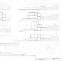 C&C House / Arias Recalde Taller de arquitectura Elevation & Section