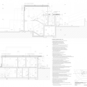 C&C House / Arias Recalde Taller de arquitectura Section
