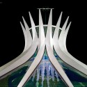 Night Photographs of Oscar Niemeyer's Brasilia Win at the 2013 International Photography Awards © Andrew Prokos