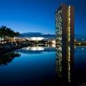 Night Photographs of Oscar Niemeyer's Brasilia Win at the 2013 International Photography Awards © Andrew Prokos