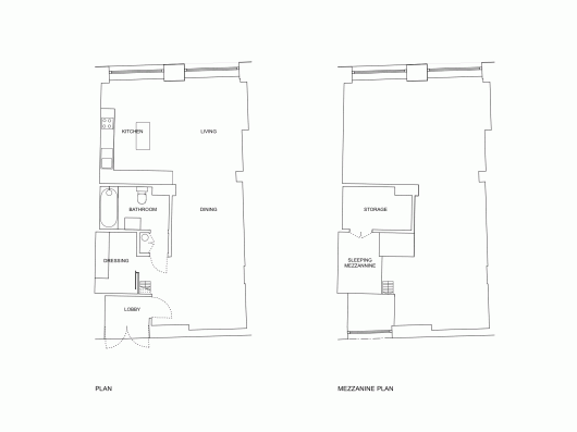 City view house russian for fish arquitectura for Fish house floor plans
