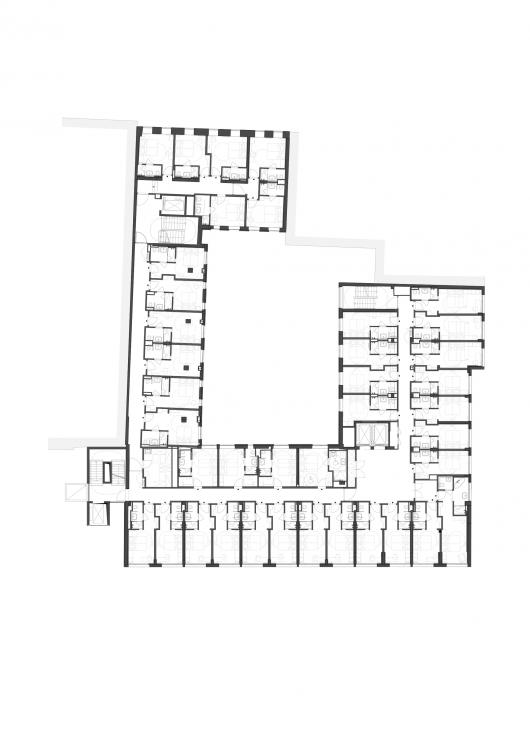 25hours Hotel Vienna Bwm Architekten