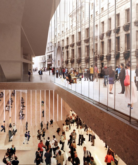 Shortlist Announced for LSE Global Centre for Social Sciences