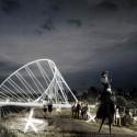 طراحی پل بیضوی