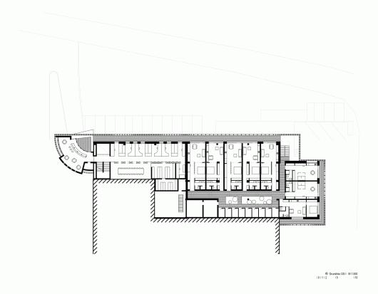 Meiberger holzbau office lp architektur archdaily - Architektur plan ...