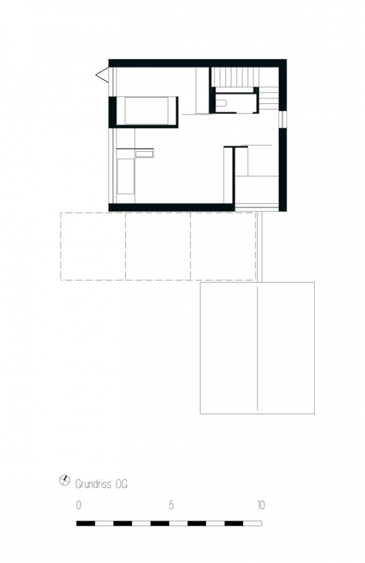 Trattner scharfetter residence lp architektur archdaily - Architektur plan ...