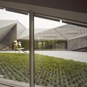 Kyushu Geibunkan / Kengo Kuma & Associates Courtesy of Kengo Kuma & Associates
