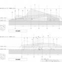 Kyushu Geibunkan / Kengo Kuma & Associates Elevation
