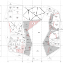 Kyushu Geibunkan / Kengo Kuma & Associates Ground Floor Plan