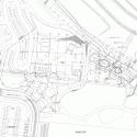 Kyushu Geibunkan / Kengo Kuma & Associates Site Plan