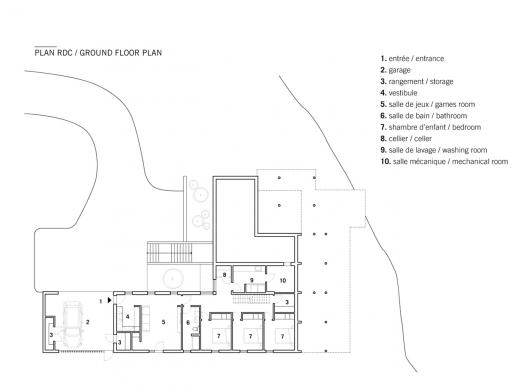 پلان مدرن خانه،طراحی داخلی مدرن خانه
