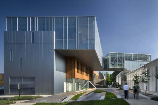 Oberlin (LA) United States  City new picture : The Bertram and Judith Kohl Building / Westlake Reed Leskosky ...
