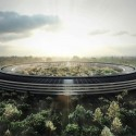VIDEO: Norman Foster on Apple's Cupertino Campus © Foster + Partners, ARUP, Kier + Wright, OLIN, Apple