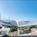 طراحی موزه با کانسپت محیط زیست،طراحی موزه