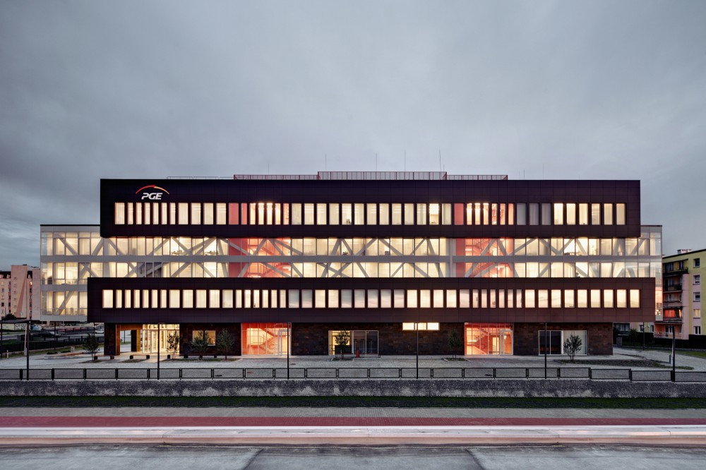 PGE GiEK building