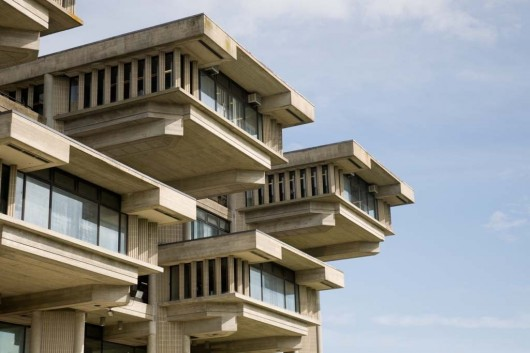 Brutalism archdaily for Architecture brutaliste