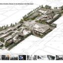 Masterplan Campus WU / Diagrama BUSarchitektur