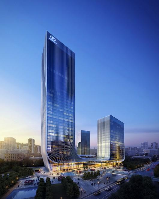 معماری مجتمع تجاری،طراحی مجتمع تجاری