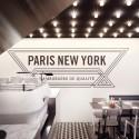 طراحی رستوران پاریس-نیویورک