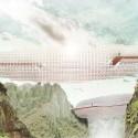 طراحی پارامتریک پل ابر