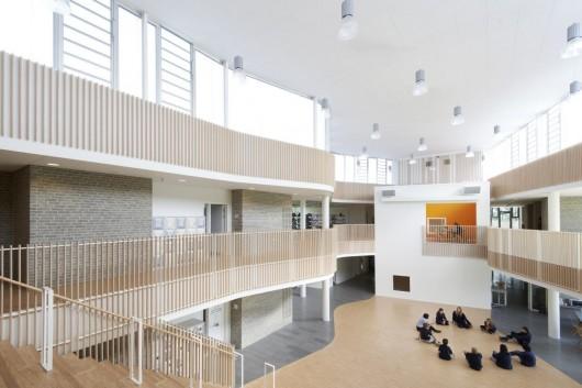 International School Ikast Brande / CF Moller