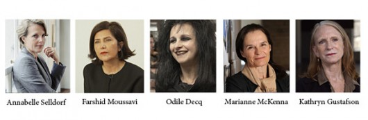 5 Women Changing the Face of Architecture