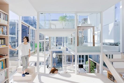 Housing - Magazine cover