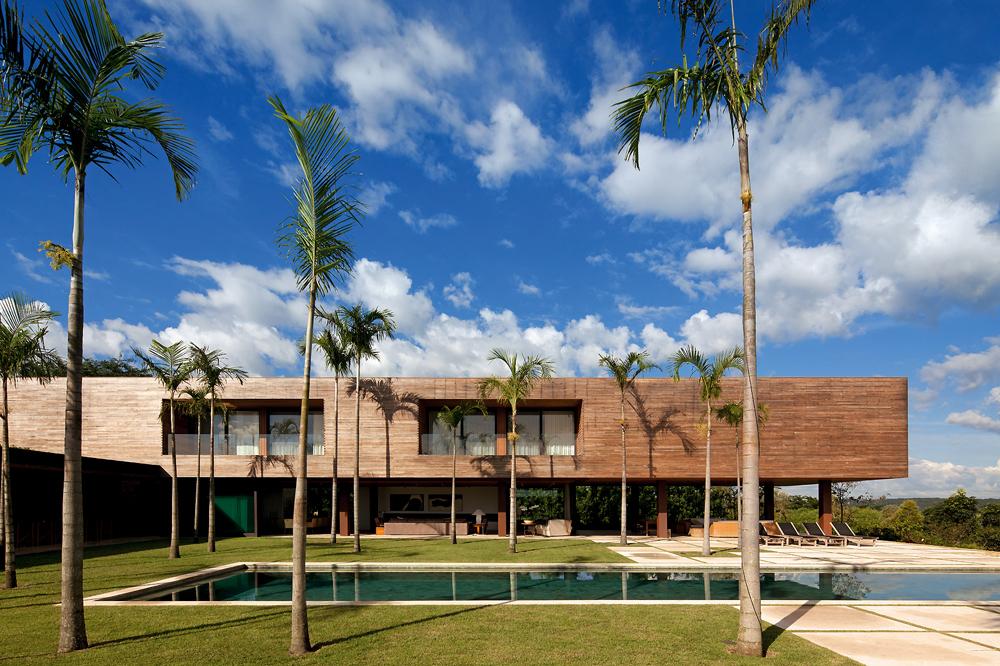 Modern architecture & interior design #4 - CT House by Bernardes + Jacobsen Arquitetura