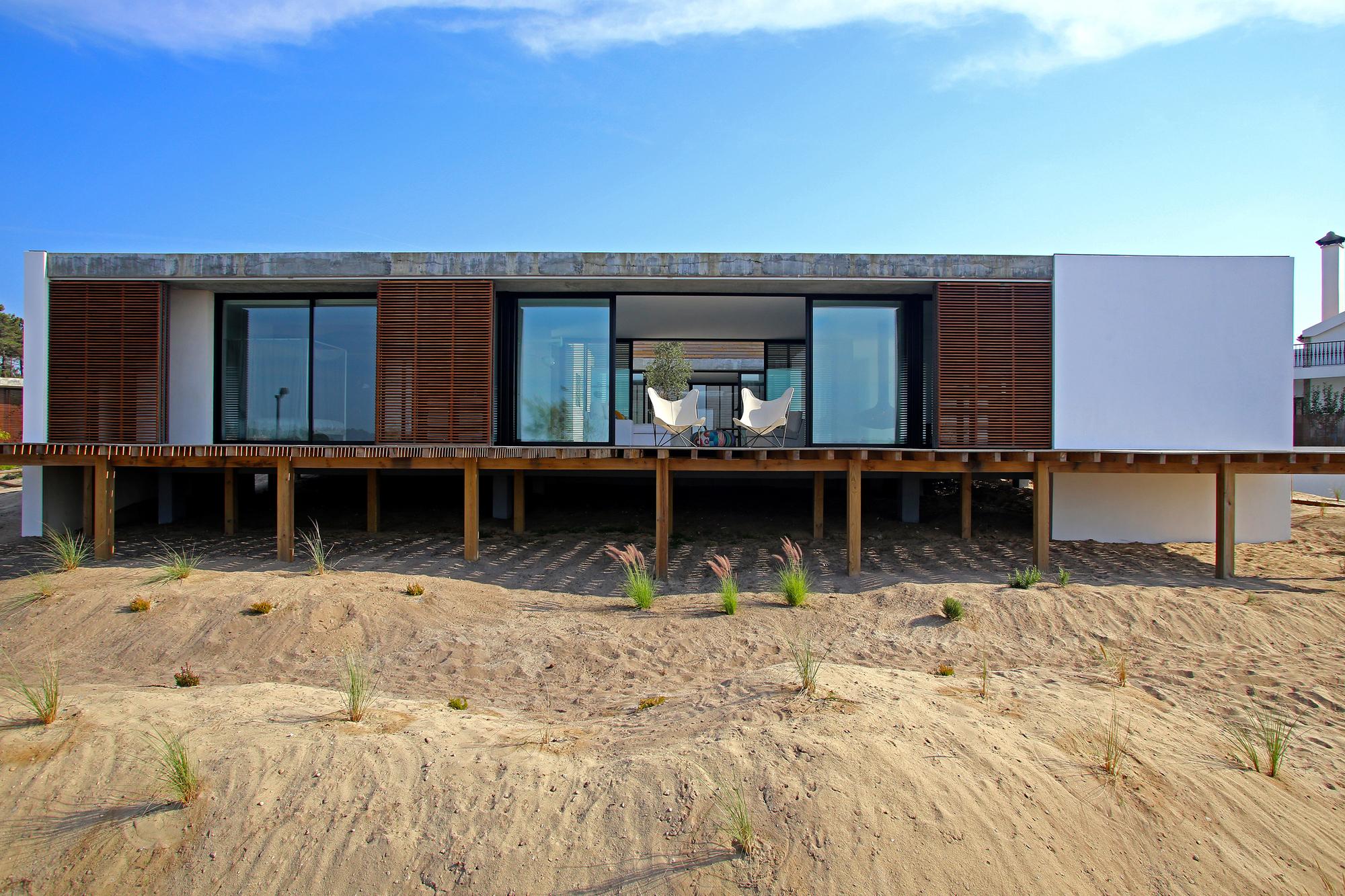 Modern architecture & interior design #4 - Casa do Pego by Pedro Ferreira Pinto
