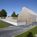 The House of the Early Childhood / TOPOS ARCHITECTURE © Jérôme BLIN