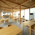 Cafeteria in Ushimado / Niji Architects © Masafumi Harada/Niji Photo
