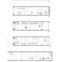 Anh House / S+Na. – Sanuki + Nishizawa architects Floor Plan