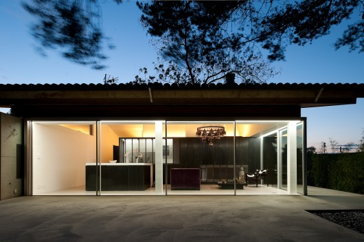 Extension and transformation of a house in geneva lrs for K architecture geneve